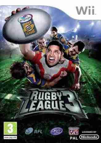Descargar Rugby League 3 [English][WII-Scrubber] por Torrent
